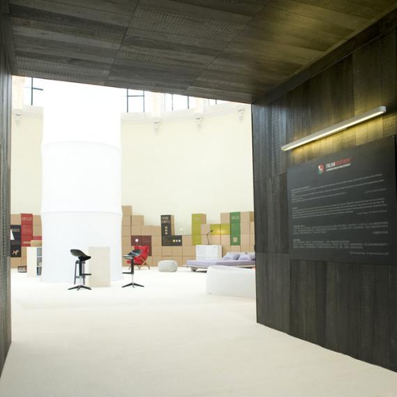 Italian Apartment - 100% Design Shanghai - by Caiola+Polga